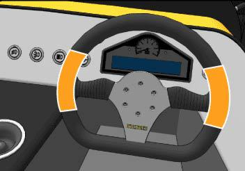 Steering position